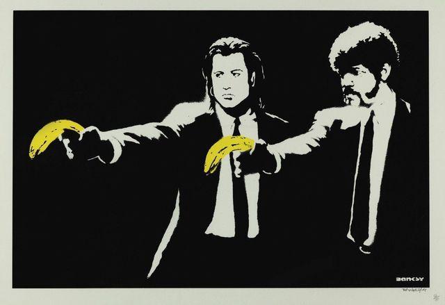 Banksy, 'Pulp Fiction', 2004, Vertu Fine Art