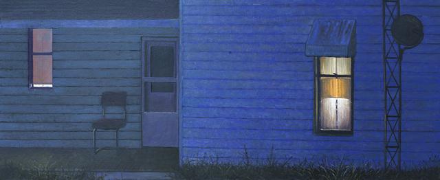 , 'Nightwatch,' 2015, Eckert Fine Art