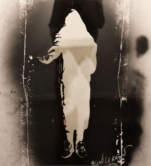 , 'Beggar, original stencil,' , Galerie Kronsbein