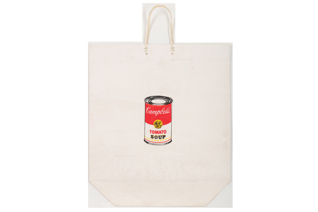 Andy Warhol, 'Campbell's Soup Can Shopping Bag', 1964, Chiswick Auctions