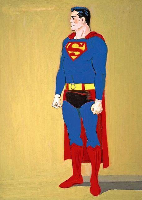 , 'Superman,' 2006, Galerie Thomas