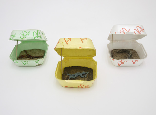 , 'Burgers,' 1981, Mai 36 Galerie