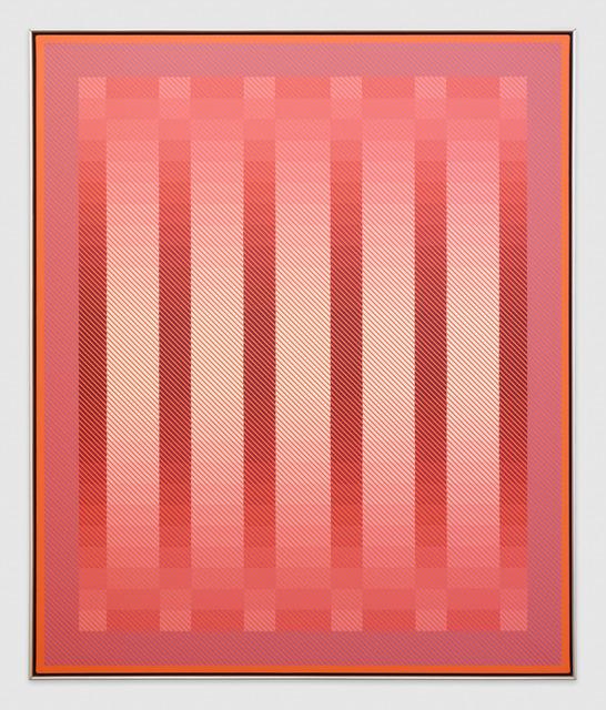 Julian Stanczak, 'Processional I', 1986, Diane Rosenstein