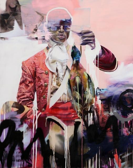 , 'Modern Monarchy,' 2012, Lazarides