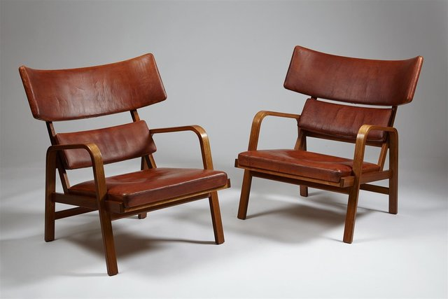 , 'Armchairs,' 1963, Modernity