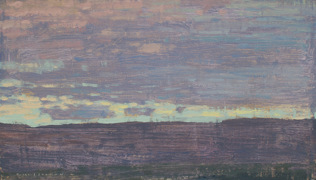 David Grossmann, 'Evening View to the South West', 2019, Gallery 1261