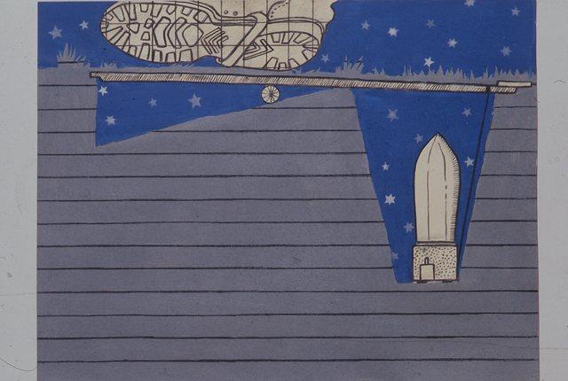 Antoni Miralda, 'Botas Bombas / Luna Llena #3 (suela)', 1965, Henrique Faria Fine Art