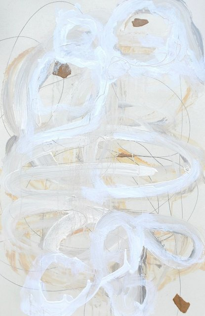 Brenda Zappitell, 'White Series 7', 2017, Cerbera Gallery