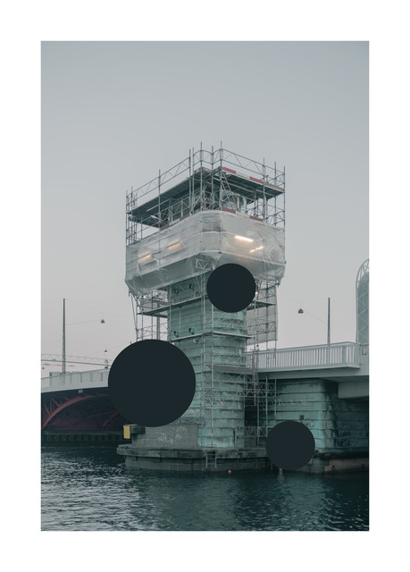 , 'Bridge Tower,' 2017, Hans Alf Gallery