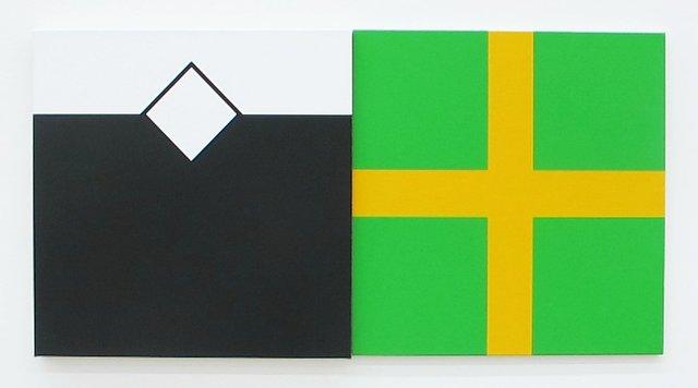 Francis Baudevin, 'Untitled', 2016, Galerie Mark Müller