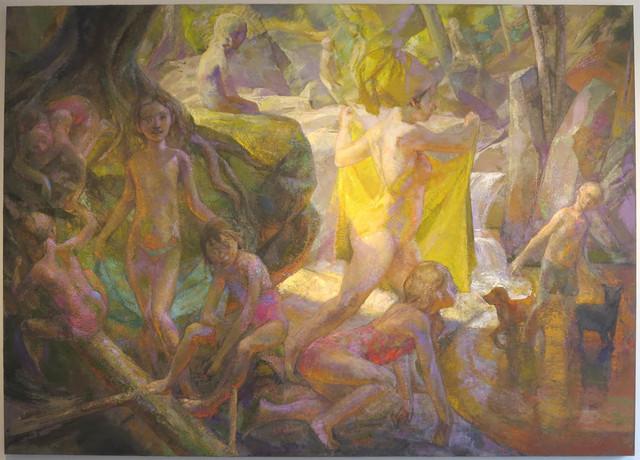 , 'Diana's Baths,' 2018, Gildea Gallery