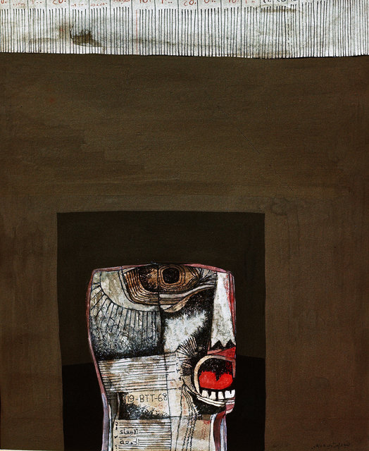 , 'Angry Man No. 2,' 1974, Meem Gallery