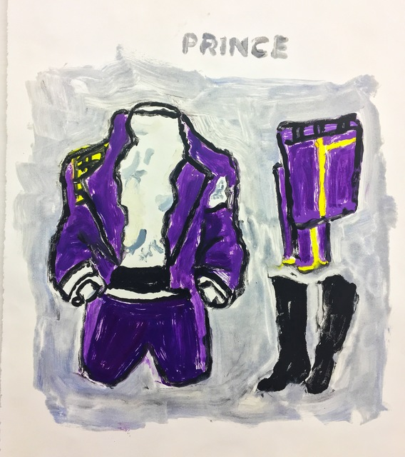 , 'Prince,' 2017, Cross Contemporary Partners
