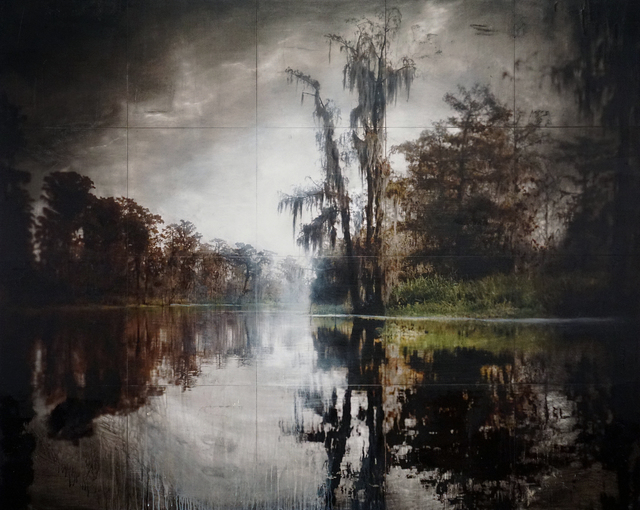 , 'Maurepas Swamp IV,' 2018, HATHAWAY | Contemporary Gallery