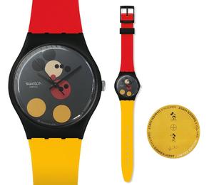 Swatch X Maxi