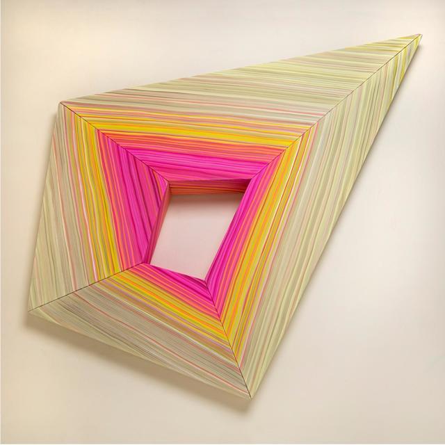 Jen Pack, 'Dazzle Me Pink', Exhibit by Aberson