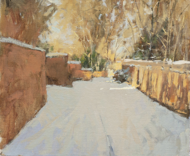 , 'Winter Light in Santa Fe,' , Ventana Fine Art