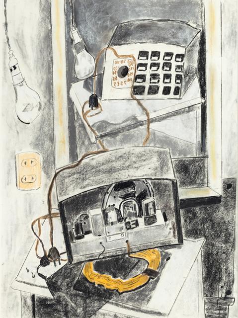 , 'My Old Radio,' 2011, Jason McCoy Gallery