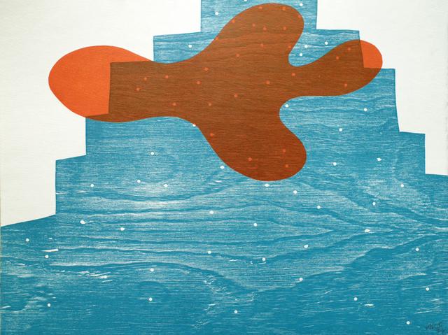 , 'Ziggurat,' 2010, Karsten Schubert