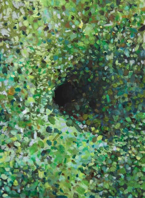 , 'Hole,' 2015, David Richard Gallery