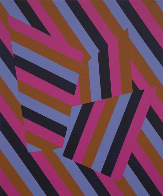 , 'Lineae, V,' 2018, JGM Gallery
