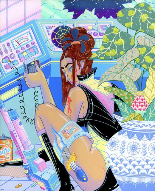 Kristen Liu-Wong, 'A Choice', Corey Helford Gallery