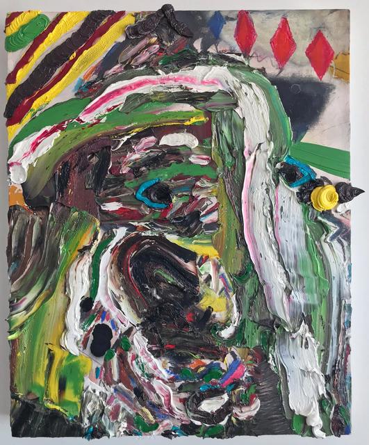 , 'Not Pretty,' 2018, Richard Levy Gallery