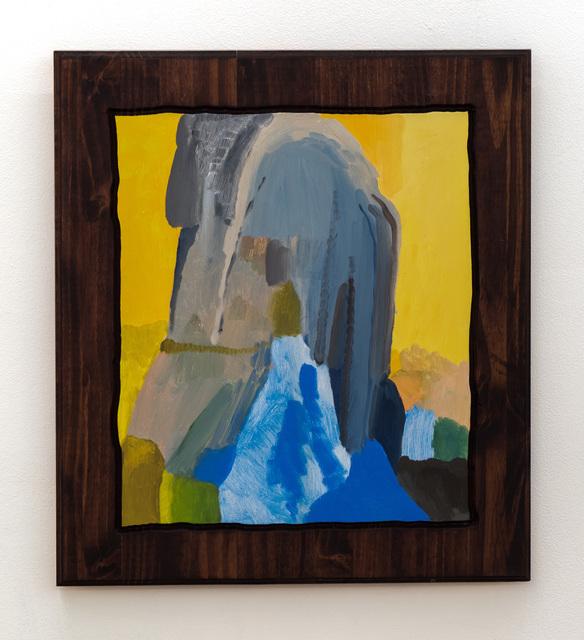 , 'Sprung,' 2015, Johannes Vogt Gallery