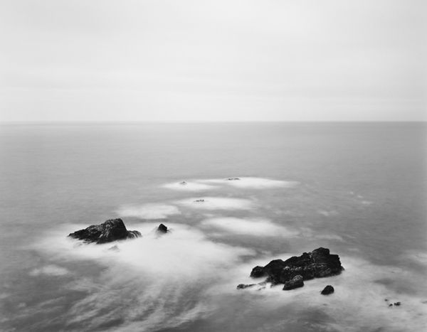 , 'Big Sur Coast,' 2012, Weston Gallery