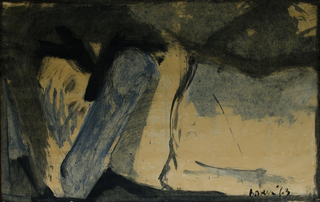 Michael Bowen, 'The Day After', 1963, The Art Collection of the University of Agder
