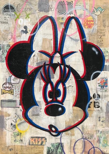 , 'Minnie 3D,' 2018, Galerie LeRoyer