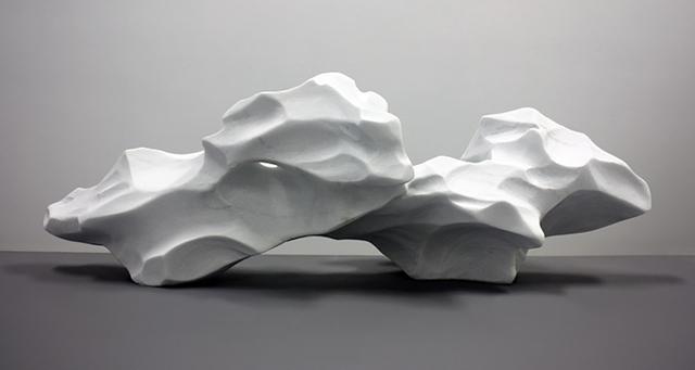 , 'Immutable Ice 6,' 2017, Galleri Urbane
