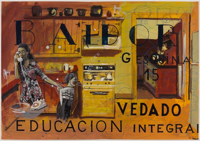 , 'Vedado (No.12),' 2006, Track 16 Gallery