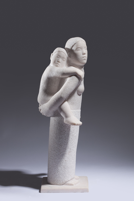 , 'Mother and Son,' 2015, Gallery LVS