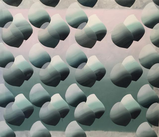 , 'Gom-bonbon,' 2015, Galerie Huit