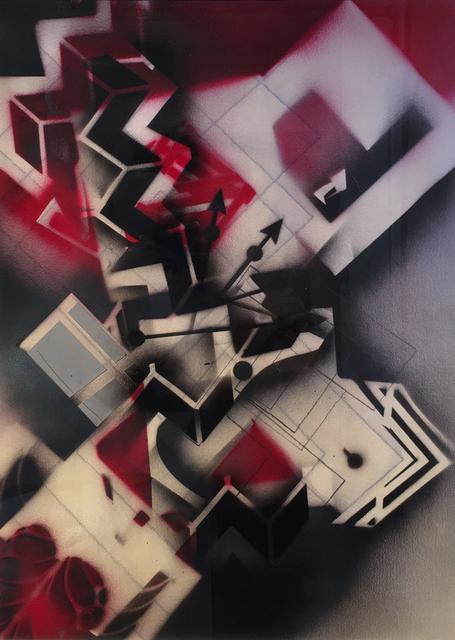 , 'Interior,' 2016, J. Cacciola Gallery