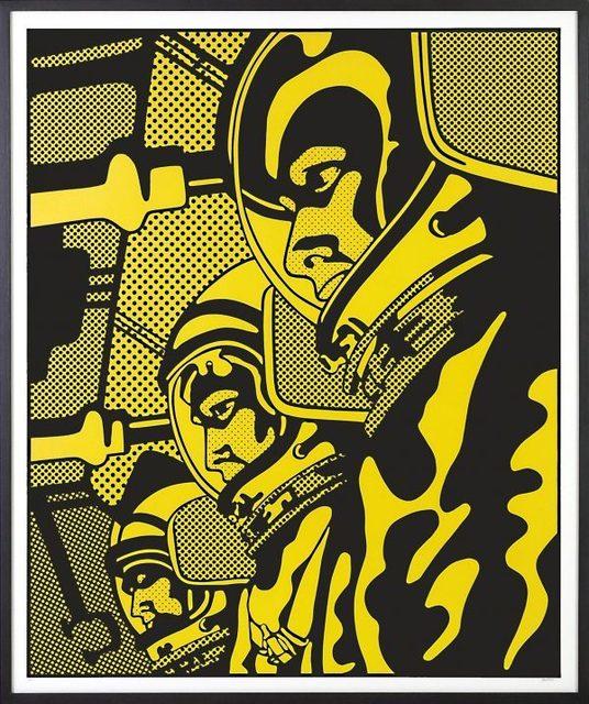 , 'Astronauta Amarelo,' 1970, Arte Fundamental
