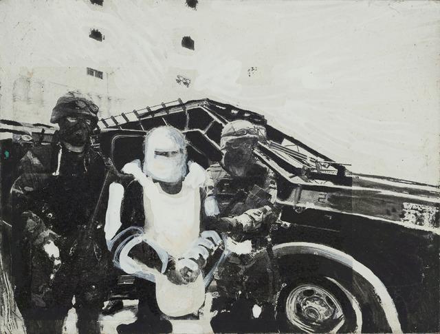 , 'Descomposición arbitraria,' 2009, Galeria L