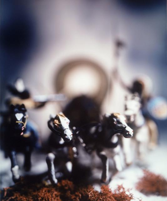 David Levinthal, 'Wild West 89-PC-C-39', 1989, Julie Nester Gallery