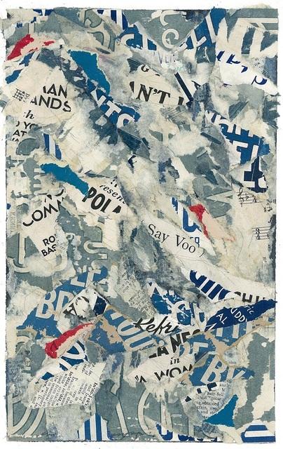 , 'Urban Narrative (Blue),' 2015, Resource Art