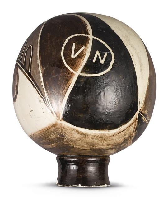 Pablo Picasso, 'Nature morte sur une sphère / Unique Piece', 1948, BAILLY GALLERY