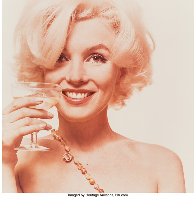 Bert Stern, 'Marilyn Monroe, The Last Sitting Portfolio (nine photographs)', 1962, Heritage Auctions