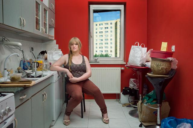 , 'Angela, Warszawa,' 2014, Instytut Fotografii Fort