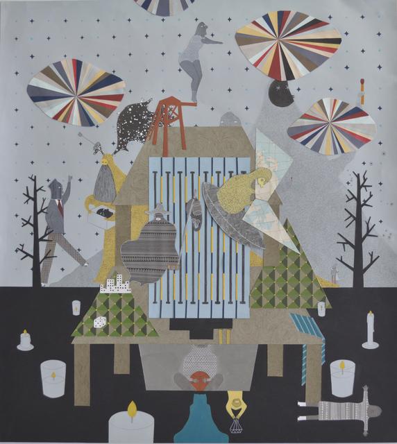 , 'Karina López B,' 2016, Arróniz Arte Contemporáneo