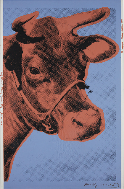 Andy Warhol, 'Cow', 1971, Phillips