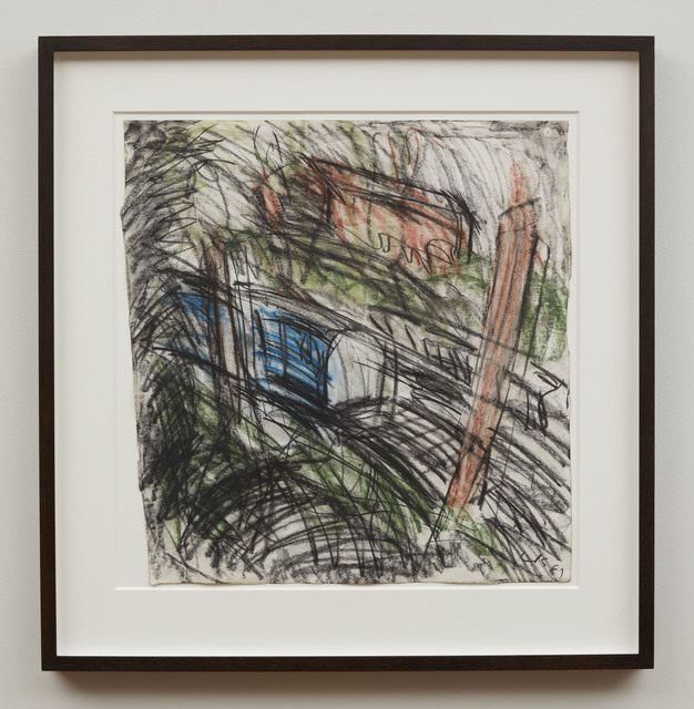 , 'Here Comes The Diesel,' 1987, Timothy Taylor