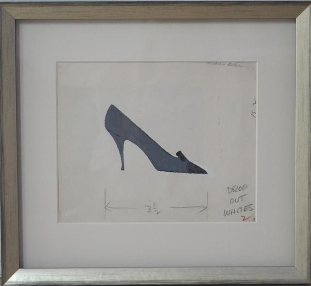 Andy Warhol, 'Shoe', ca. 1955, Long-Sharp Gallery