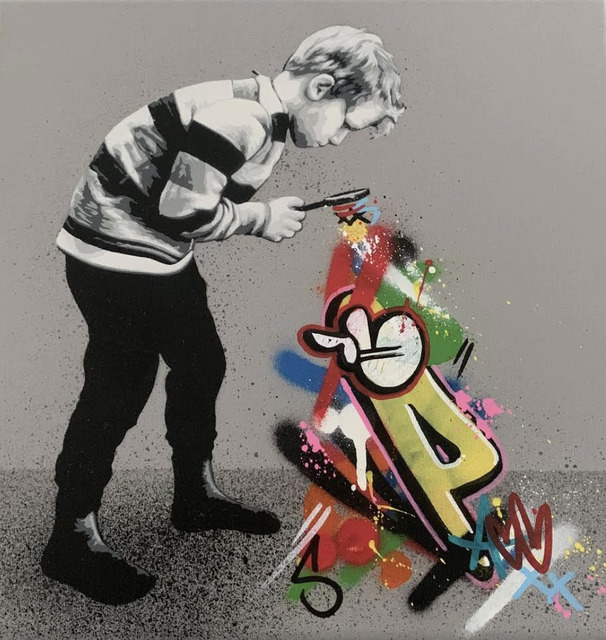 Martin Whatson, 'THE RESEARCHER', 2019, Marcel Katz Art