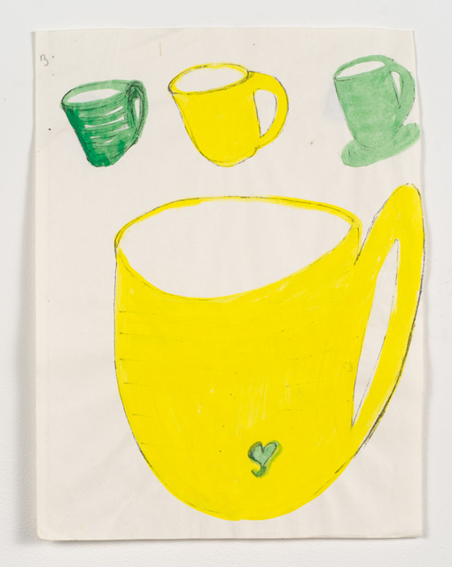 , 'Three Coffee Cups,' , Fleisher/Ollman