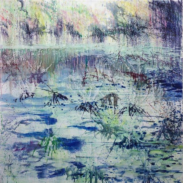, 'Wetland 2,' 2007, Galerie Andreas Binder